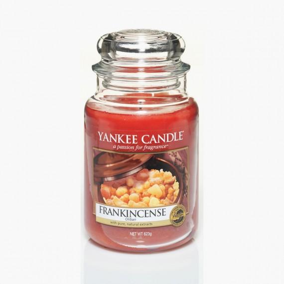 Yankee Candle Frankincense Bougies Jarres