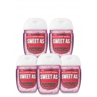 Sweet As Strawberries Bath & Body Works en France