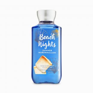 Beach Nights - Summer Marshmallow Gel douche