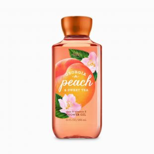 Georgia Peach Sweet Tea Gel douche