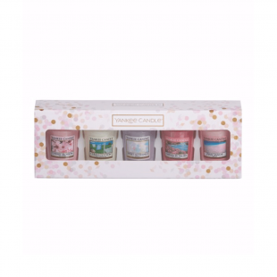 Coffret 5 Votives Everyday Yankee Candle