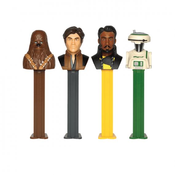 Coffret Métal PEZ Star Wars Han Solo