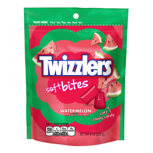 Twizzlers Soft Bites Watermelon