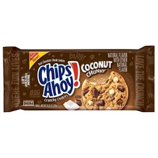 Chips Ahoy! Coconut Chunky