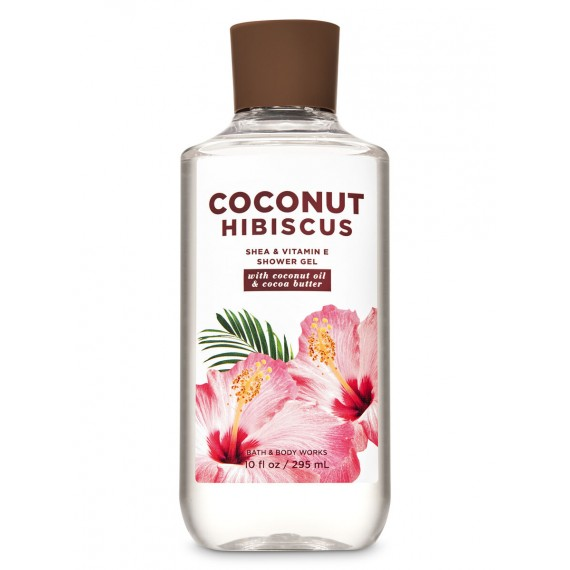 Bath & Body Works Coconut Hibiscus Gel douche