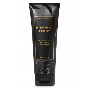 Midnight Peony Ultra Shea Body Cream