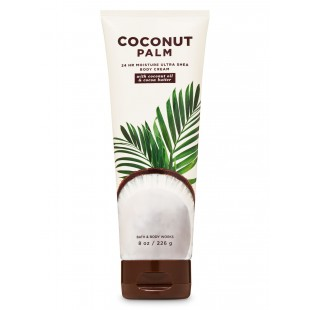 Coconut Palm Ultra Shea Body Cream