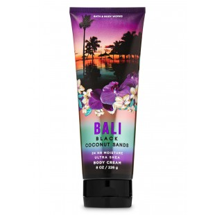 Bali Black Coconut Ultra Shea Body Cream