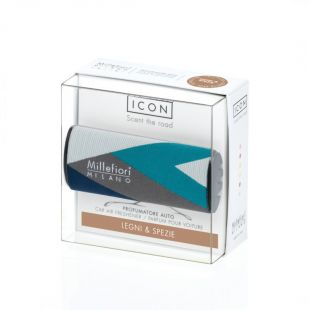 Icon - Textile Geometric - Diffuseur Voiture
