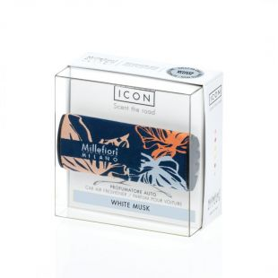 Icon - Textile Flowers - Diffuseur Voiture