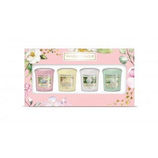 Coffret Yankee Candle Votives Garden Hideaway