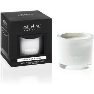 Bougie Parfumée Natural White Mint & Tonka 180g