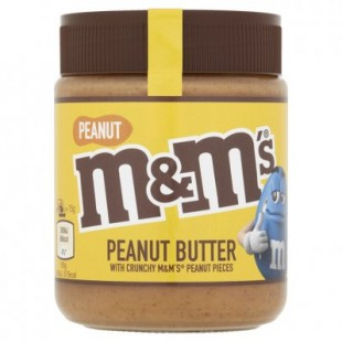 M&M's Peanut Butter Crunchy Pieces