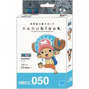 NanoBlock One Piece - Chopper