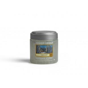 Sphere parfumée Yankee Candle Candlelit Cabin