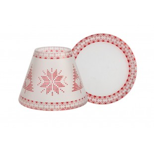 Yankee Candle Accessoires bougies Red Nordic