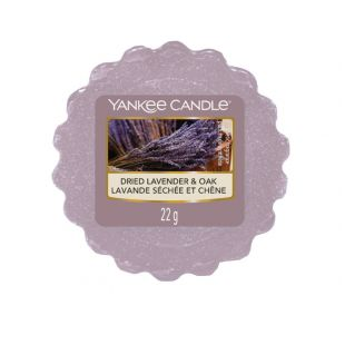 Dried Lavender & Oak Tartelette