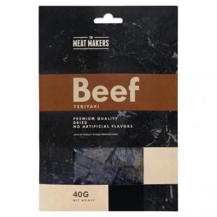 Meat Makers Gourmet Teriyaki Beef