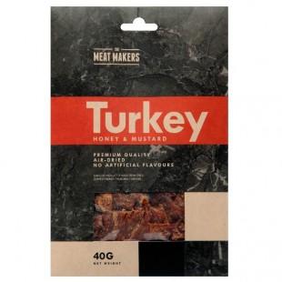 Meat Makers Gourmet Honey Mustard Turkey