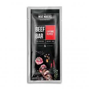 Beef Bar Cayenne Pepper The Meat Makers