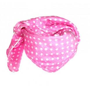 foulard-rose-etoile