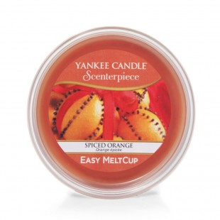 Spiced Orange Easy MeltCup Yankee Candle