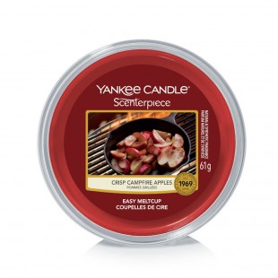Easy MeltCup Crisp Campfire Apples Yankee Candle