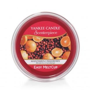 Easy MeltCup Mandarin Cranberry Yankee Candle