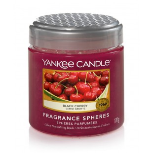 Yankee Candle Black Cherry Sphère Parfumée