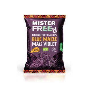 Blue Maize Tortilla Mister Freed BIO