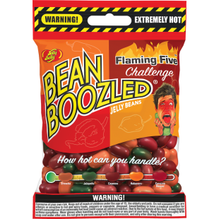 Bean Boozled Flaming five