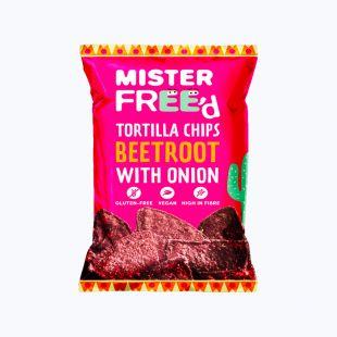 Beetroot Tortilla Mister Freed BIO