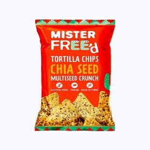 Chia Seed Tortilla Mister Freed BIO