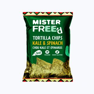Kale & Spinach Mister Freed BIO