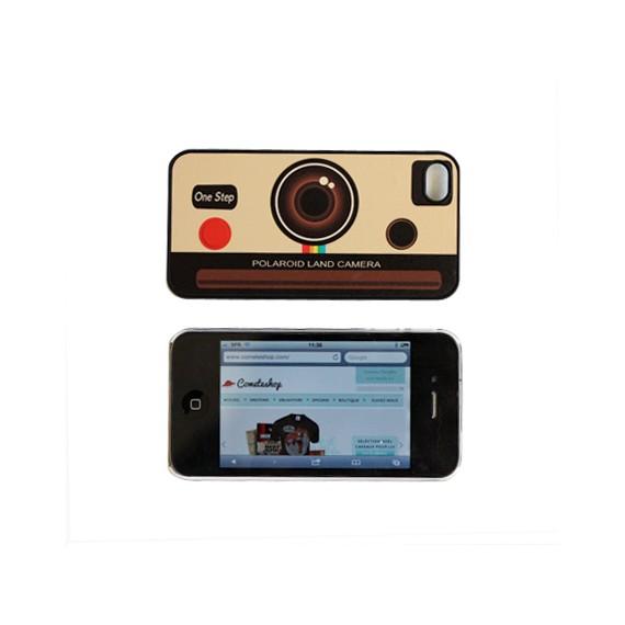 Case Polaroid Iphone 4