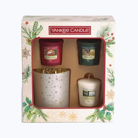 Coffret ambiance parfumée Christmas Magic