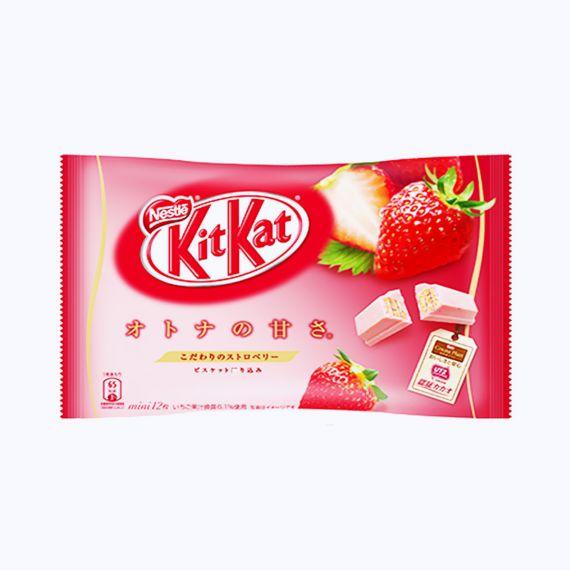 Kit Kat Mini Matcha Japan