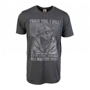 Yoda jedi train you