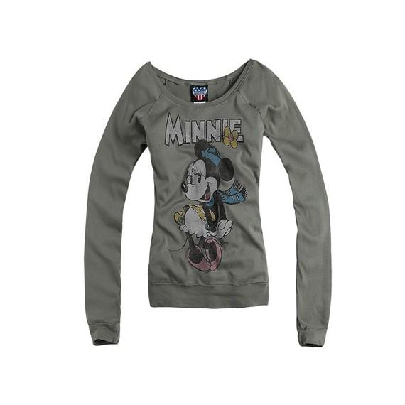 Minnie Sweat kaki