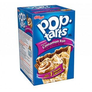 Pop Tarts Cinnamon Roll