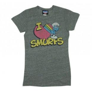 I Love Smurfs
