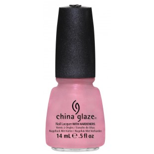 Pink-Ie promise China Glaze