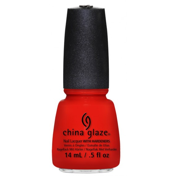Igniting Love China Glaze
