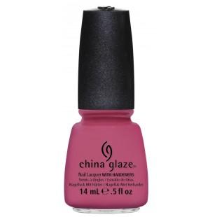 Lfe is Rosy China Glaze