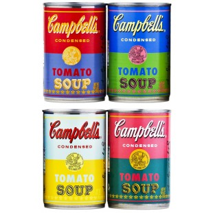 Campbell's Tomato Soup Andy Warhol Edition