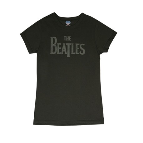 english rock band with my daddy unisexe t-shirt tees J' écoute les Beatles