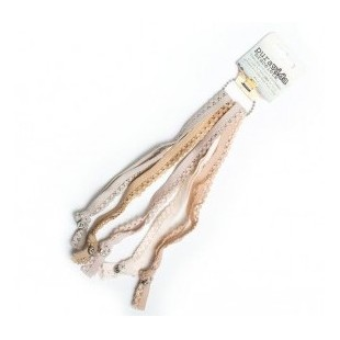Cream Handbands