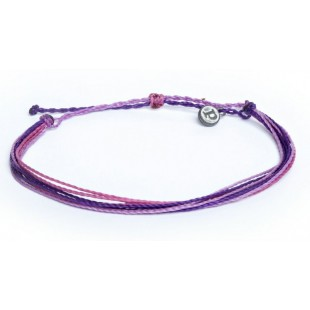 Groovy Grape Anklet