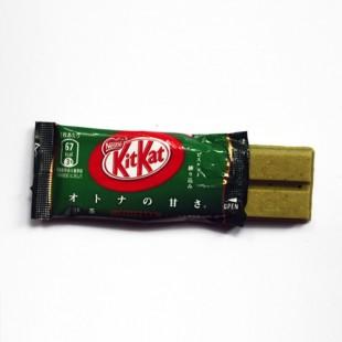 Kit Kat Matcha (Mini)