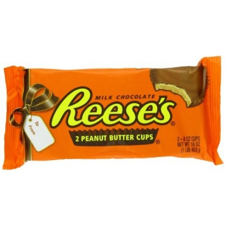 Reese's 2 Peanut Butter Cups Giant